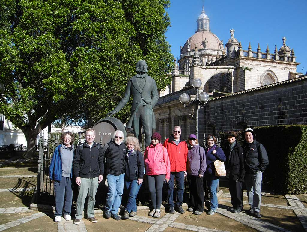 Andalucian Affair Tour - Mar 13, 2018