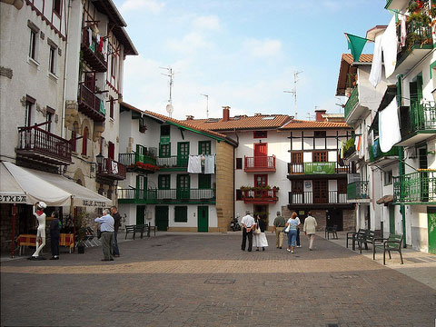 Basque in the Glory / Northern Camino Tour Photos