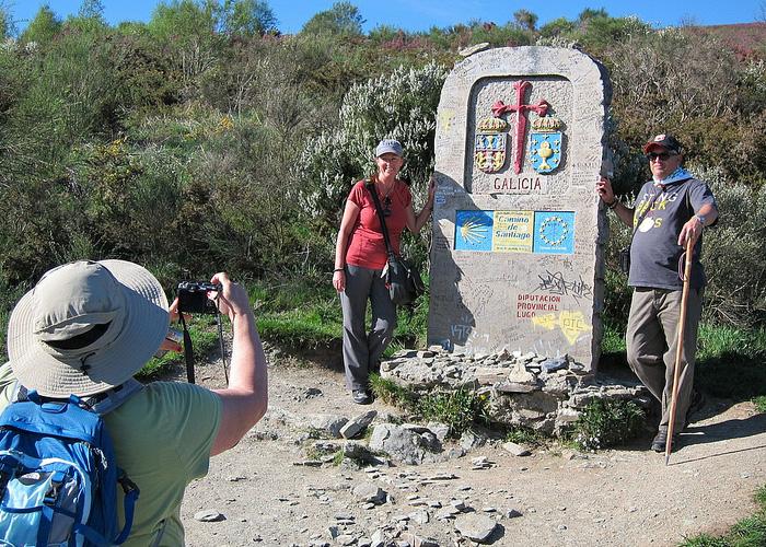 guided tour camino de santiago
