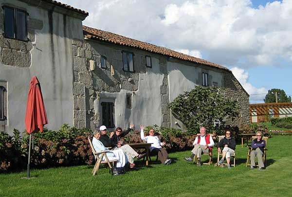 Accommodations on Fresco Tours Guided Walks