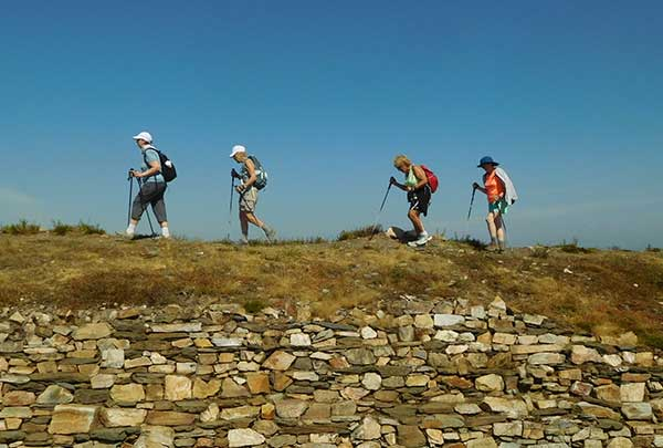 Guided Camino de Santiago Tours
