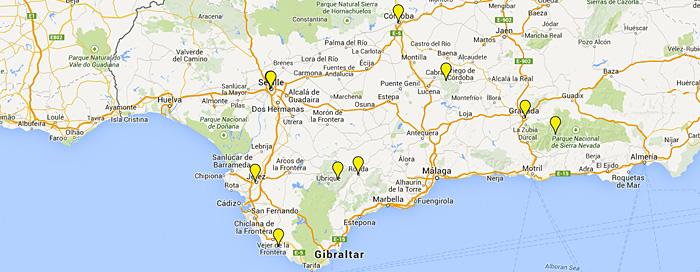 Fresco Tours - Andalucia Tours