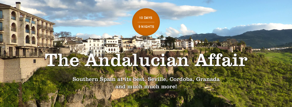 The Andalucian Affair Tour
